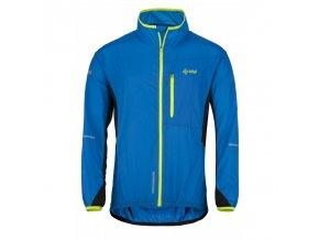 Kilpi Airrunner-m modrá  pánská bunda