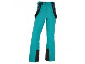 Kilpi Elare-w tyrkysová  dámské kalhoty