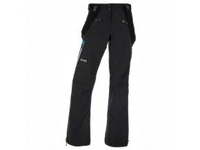 Kilpi Team pants-w černá  dámské kalhoty