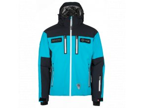 Kilpi Team jacket-m černá  pánská bunda