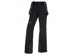 Kilpi Europa-w černá  dámské kalhoty