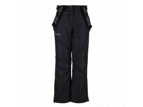 Kilpi Elare-jg černá  dětské kalhoty