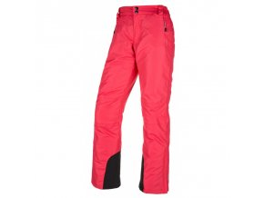 Kilpi Gabone-w růžová  dámské kalhoty + Kód pro dodatečnou 26% slevu: KILPI26