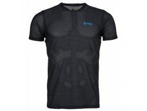 Kilpi Cooler-m černá  pánské triko