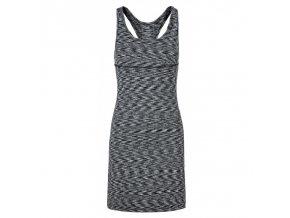 Kilpi Sonora-w světle šedá  dámské šaty