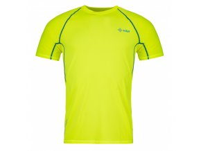 Kilpi Rainbow-m žlutá  pánské triko