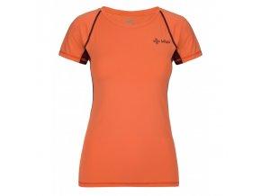 Kilpi Rainbow-w světle červená  dámské triko + Kód pro dodatečnou 26% slevu: KILPI26