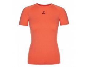 Kilpi Leape-w světle červená  dámské triko + Kód pro dodatečnou 26% slevu: KILPI26