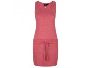 Kilpi Mazamet-w růžová  dámské šaty