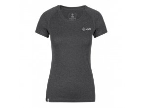 Kilpi Border-w tmavě šedá  dámské triko
