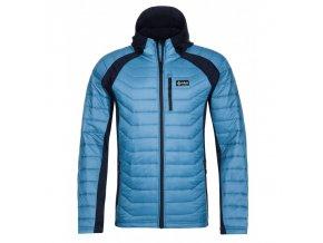 Kilpi Adisa-m modrá  pánská bunda + kód pro dodatečnou 20% slevu: OUTDOOR20