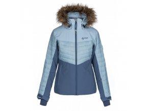 Kilpi Breda-w světle modrá  dámská bunda