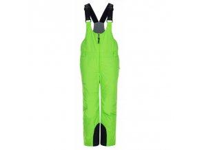 Kilpi Daryl-j zelená  dětské kalhoty