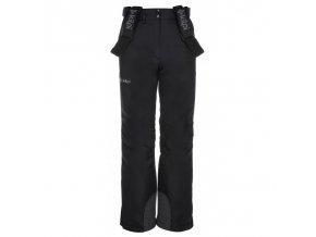 Kilpi Elare-jg černá  dětské kalhoty + kód pro dodatečnou 10% slevu: 20PRODETI