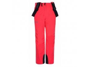 Kilpi Europa-jg růžová  dětské kalhoty + kód pro dodatečnou 10% slevu: 20PRODETI