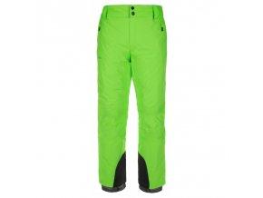 Kilpi Gabone-m zelená  pánské kalhoty