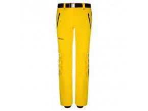 Kilpi Hanzo-w žlutá  dámské kalhoty