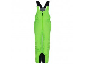 Kilpi Charlie-j zelená  dětské kalhoty