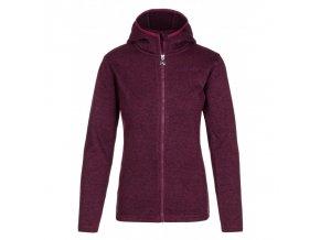 Kilpi Irina-w tmavě fialová  dámský svetr