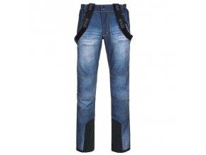 Kilpi Jeanso-m modrá  pánské kalhoty