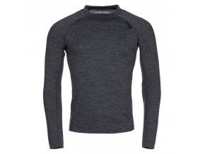 Kilpi Patton-m tmavě šedá  pánské triko + kód pro dodatečnou 20% slevu: 20NAVSECHNO
