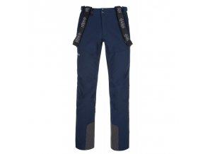 Kilpi Rhea-m tmavě modrá  pánské kalhoty