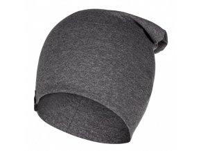 Kilpi Nora-w tmavě šedá  čepice