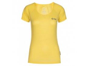 Kilpi Dimaro-w žlutá  dámské triko