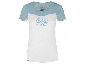 Kilpi Cooler-w bílá  dámské triko