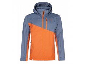 Kilpi Orleti-m oranžová  pánská bunda