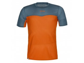 Kilpi Cooler-m oranžová  pánské triko