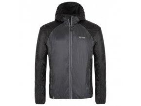 Kilpi Arosa-m černá  pánská bunda + kód pro dodatečnou 20% slevu: OUTDOOR20