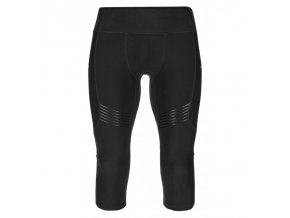 Kilpi Terry-m černá  pánské 3/4 kalhoty