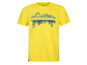 Kilpi Territory-m žlutá