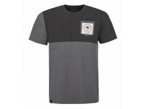 Kilpi Melang-m tmavě šedá  pánské triko