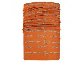Kilpi Darlin-u oranžová  šátek