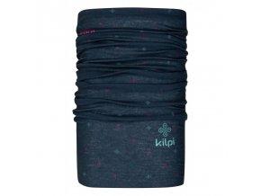 Kilpi Darlin-u tmavě modrá  šátek