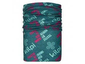 Kilpi Darlin-u tyrkysová + růžová  pánská bunda