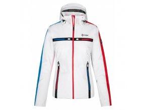 Kilpi Hattori-w bílá  dámská bunda