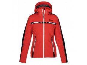 Kilpi Hattori-w červená  dámská bunda