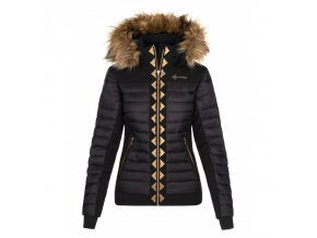 Kilpi Taurel-w černá  dámská bunda