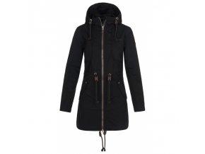 Kilpi Pau-w černá  dámská bunda