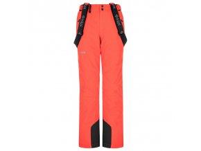 Kilpi Elare-w korálová  dámské kalhoty