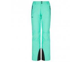 Kilpi Gabone-w tyrkysová  dámské kalhoty