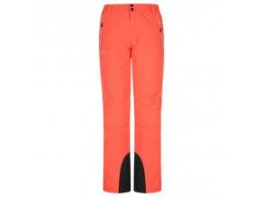 Kilpi Gabone-w korálová  dámské kalhoty