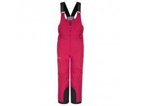 Kilpi Daryl-j růžová  dětské kalhoty + kód pro dodatečnou 10% slevu: 20PRODETI
