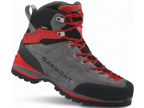 Garmont ASCENT GTX, grey red 01