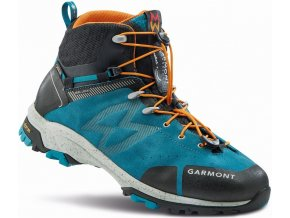 Garmont G TRAIL MID GTX M, blue orange 01