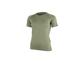Lasting dámské merino triko ALEA zelená