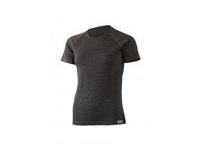 Lasting dámské merino triko ALEA šedé